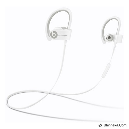 "BEATSâ""¢ BY DREâ""¢ Powerbeatsâ""¢ 2 Wireless In-Ear Headphone [MHBG2PA/A] - White"